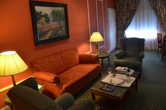 Wellington Hotel: The Suite (see my review)