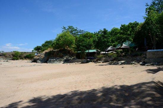 Sangilo Sanctuary Lodge: Resto, bar