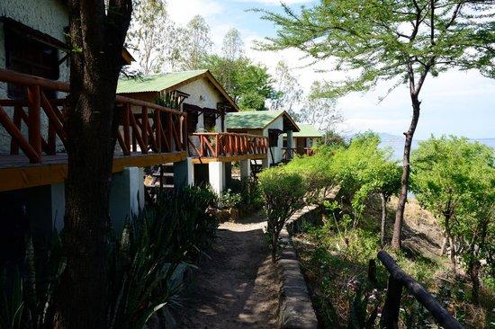 Sangilo Sanctuary Lodge: Villas