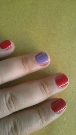 Ceriale, Italy: Manicure perfetta
