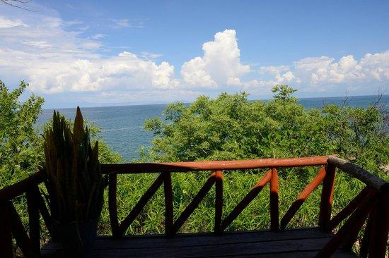 Sangilo Sanctuary Lodge: View