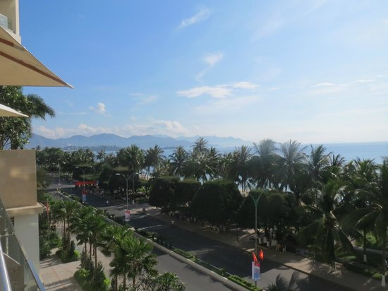 InterContinental Nha Trang : View from the pool area