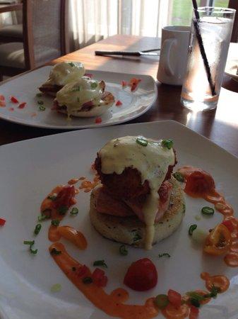 ECHO: Eggs Benedict and Coastal Breakfast