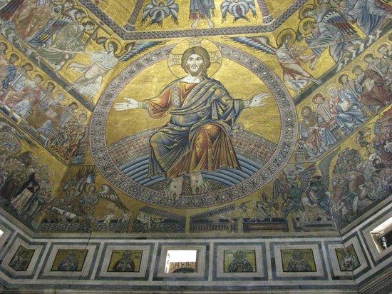 Baptistery of San Giovanni (Battistero) : Mosaico