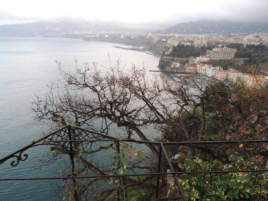 La Tonnarella : balcoon view