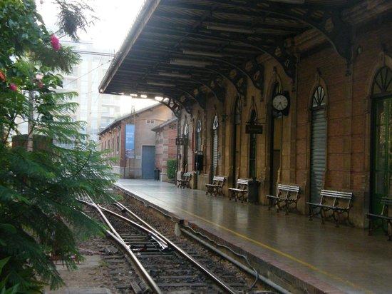 Ferrocarril de Soller : Estación de Palma