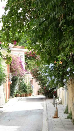 Plaka District: In the streets of Plaka