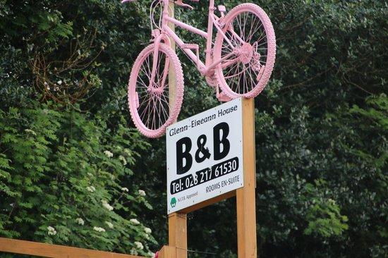 Glenn Eireann House B&B: Glenn Eireann B&B