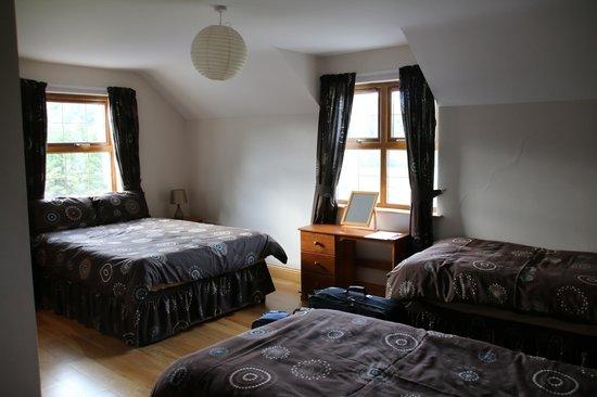 Glenn Eireann House B&B: Our Room