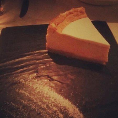 Karma: best cheesecake
