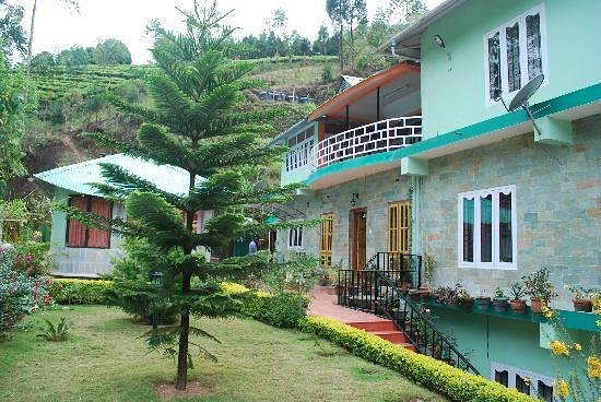 Pavithram Home Stay: GARDEN VIEW