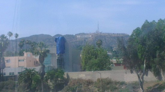 Starline Tours: Hollywood Sign