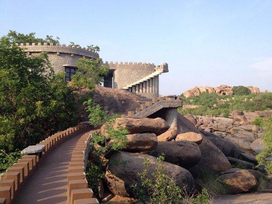 Hampi's Boulders: Le petit fort