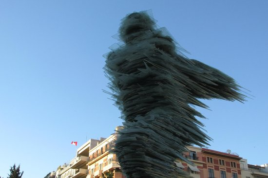 Hilton Athens: The Runner