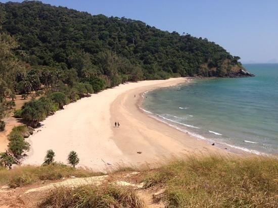 Mu Koh Lanta National Park: une plage de rêve.