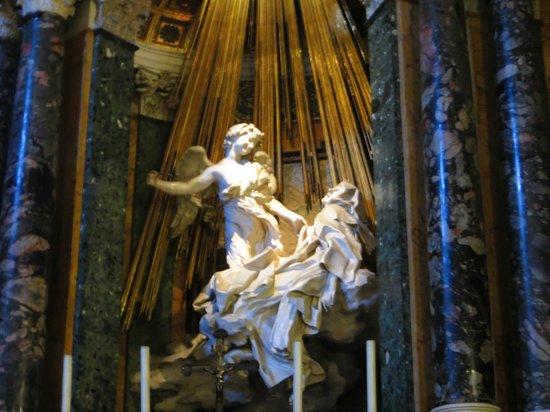 Extase de Sainte Thérèse : Ecstacy of St Theresa