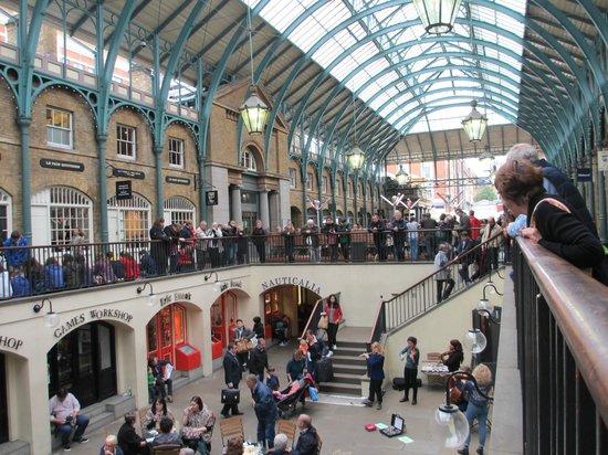 The Cupcake Bakehouse: Covent Garden market