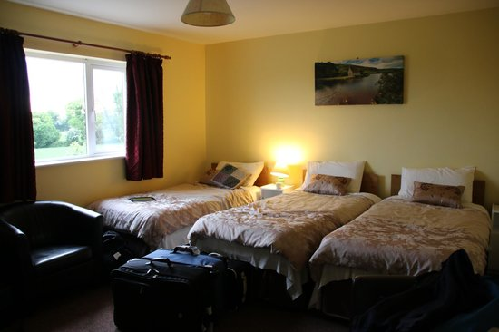 Ballyboghil, Irlandia: Hollywood B&B