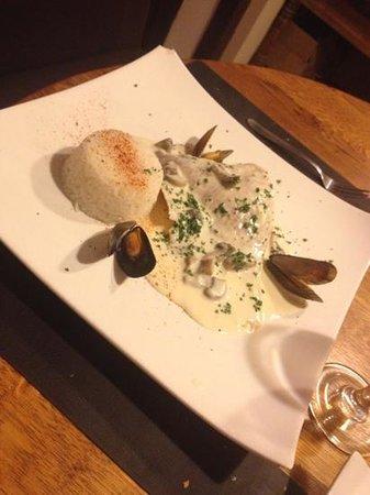 Le Bouchon d'Honfleur: plat du jour