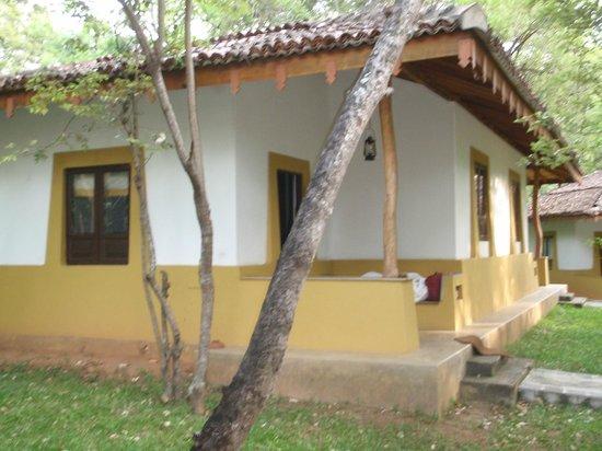 Amaya Lake: bungalows