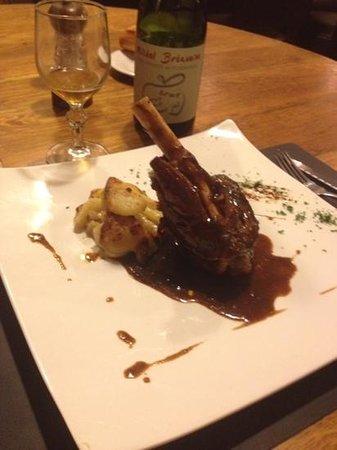 Le Bouchon d'Honfleur: un delice