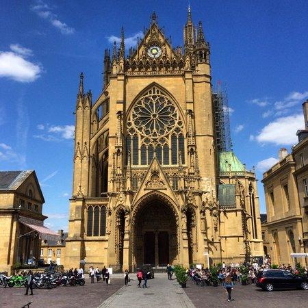 Metz Cathedral: Cathédrale Saint Étienne
