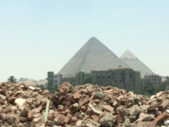 Your Egypt Tours - Day Tours: View from the city fo Giza