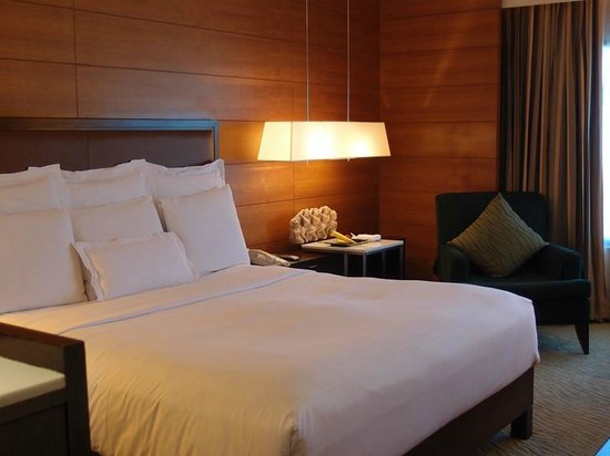 JW Marriott Hotel Bangkok: 寝室