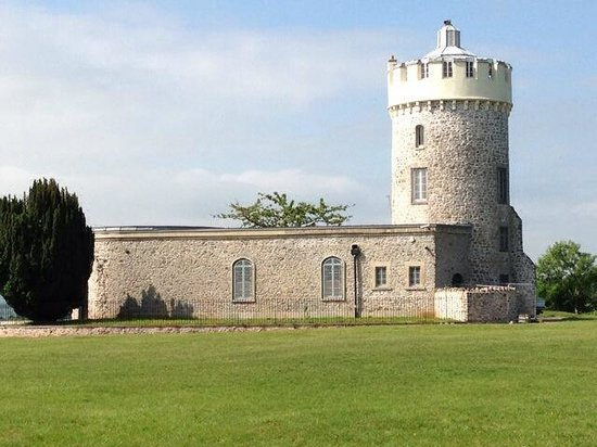 Clifton Observatory and Caves: Clifton Observatory 2014