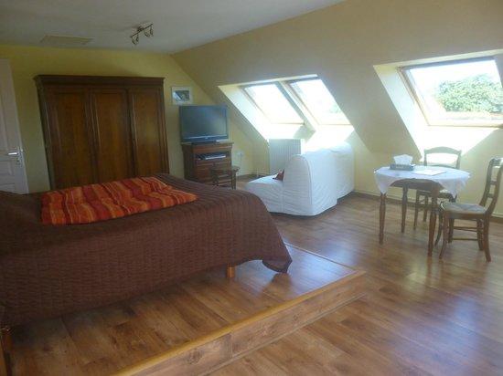 Hotel du Cap: Chambre luxe