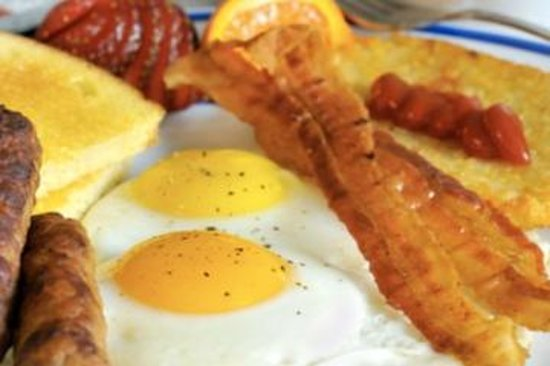 Miller's Seafood & Steak House: Farm Fresh Eggs