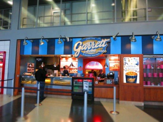 Garrett Popcorn Shops® at O'Hare International Airport Terminal 3