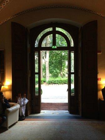Il Salviatino: Hotel entry