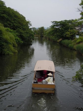 Matsue Horikawa Pleasure Boat : 風情ゆたかな景色