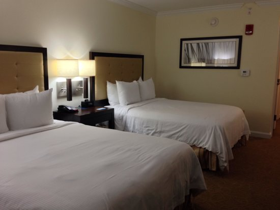 Hilton Richmond Hotel & Spa / Short Pump: Double Room