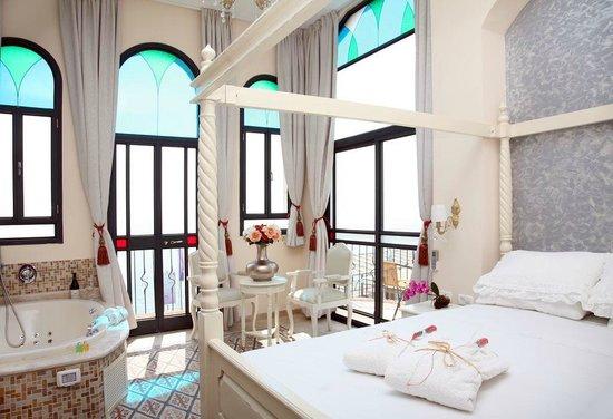Shirat Hayam Boutique Hotel: Balcony's Suites