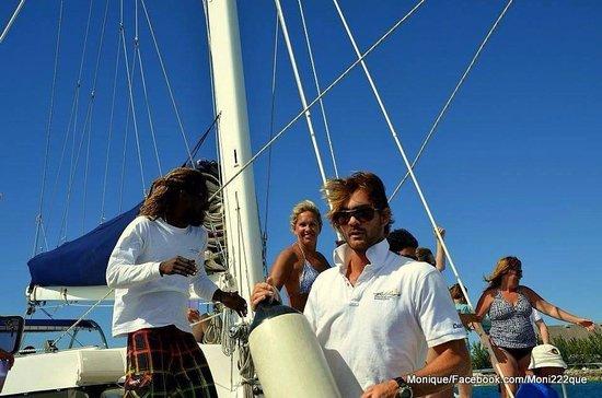 Cool Runnings Catamaran Cruises : Fun times
