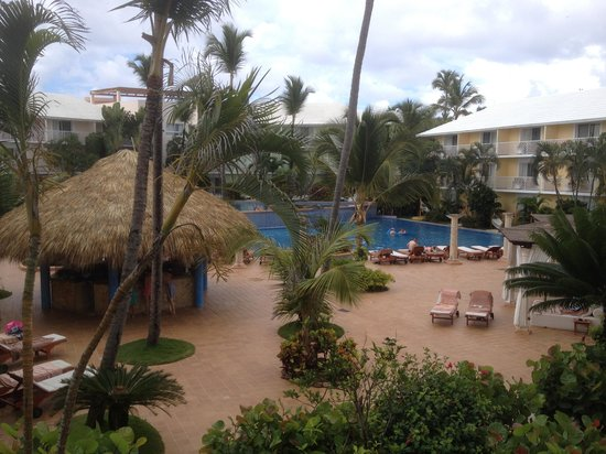 Excellence Punta Cana : View from room 5106
