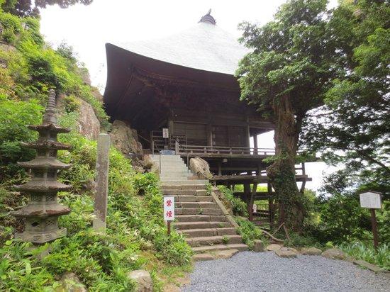 Minedera Temple Sankoin