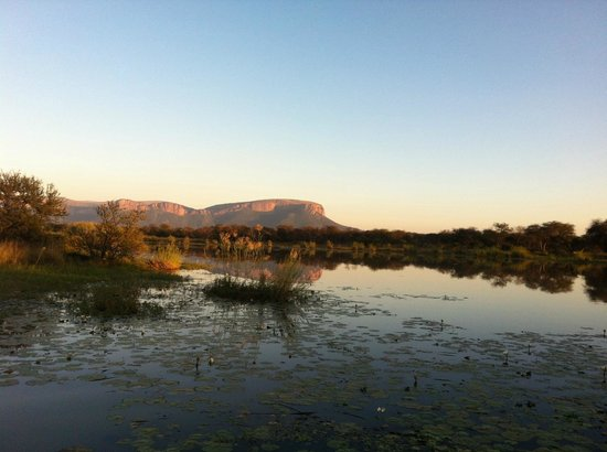 Marataba Safari Lodge: The landscape... just amazing!