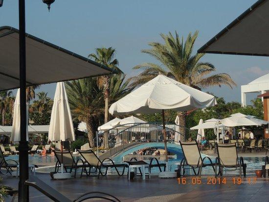 Club Hotel Turan Prince World: олимпийский бассейн