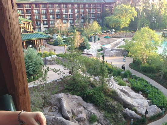 Disney's Wilderness Lodge: Room View Wilderness Lodge 3