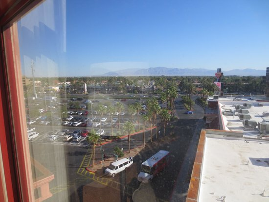 Palace Station Hotel and Casino: Une vue de notre chambre