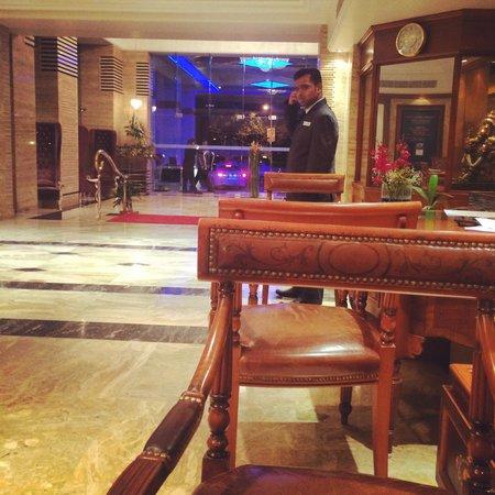 Hotel Sea Princess: Hotel Lobby