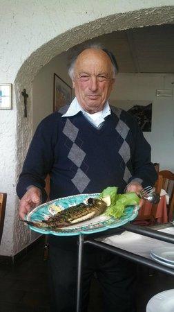 Positano Drivers: Spectacular lunch at Ristorante da Costantino!