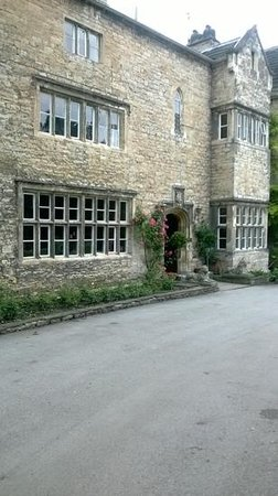 Monk Fryston Hall Hotel Restaurant: Exterior of Monk Fryston Hall