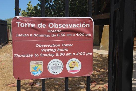 Cabo Rojo National Wildlife Refuge: Cabo Rojo Salt Flats - Observation Tower