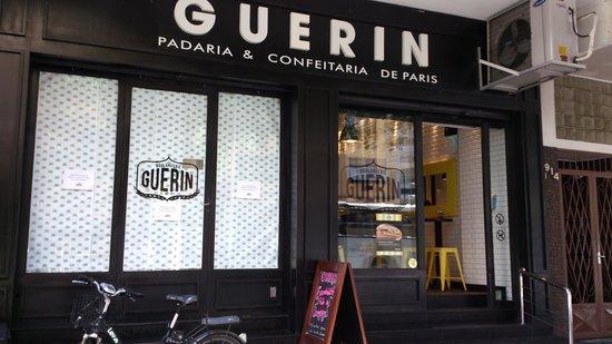 Boulangerie Guerin : fachada