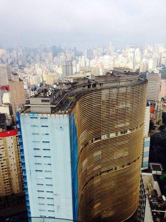 Italian Building: Vista de São Paulo