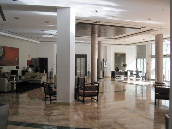 Gran Hotel Don Manuel: Hall recepción